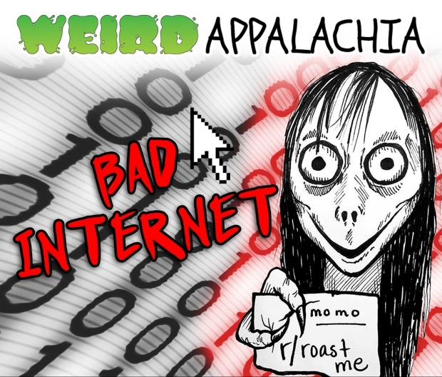 Bad Internet Weird Appalachia